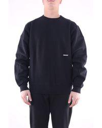 Ambush Sweat-shirts à col rond - Noir