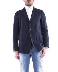 Dries Van Noten Chaquetas chaqueta de sport - Azul