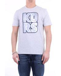 Michael Kors Camiseta manga corta - Gris