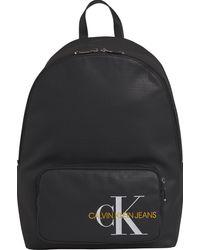 Calvin Klein Mochilas mochila unisex - Negro