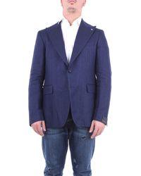 Tagliatore Giacche blazer - Blu