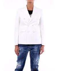 DSquared² Vestes veste - Blanc