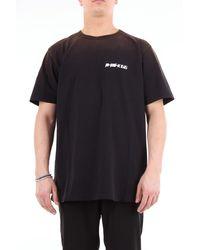 DIESEL T-shirt manica corta di colore nero