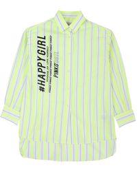 Pinko Shirts - Jaune