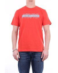 Michael Kors Camiseta manga corta - Naranja