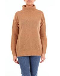 Maliparmi Suéter de cuello alto malìparmi - Naranja