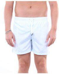 Fedeli Badebekleidung seeshorts herren - Weiß