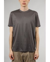 Paolo Pecora T-shirt unisexe - Gris