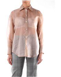 MSGM Shirts chemisette - Multicolore