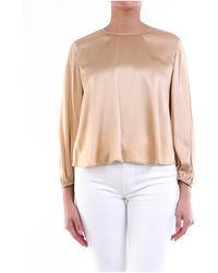 Manila Grace Camisas blusas - Neutro
