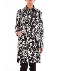 N°21 Vêtements d'extérieurürünler ve aksesuarlar long - Noir
