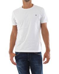 Dondup T-shirt e canotte - Bianco