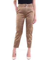J Brand Pantalones cargo de en color camel - Marrón