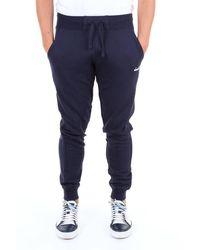Diadora Pantalone ginnico - Blu