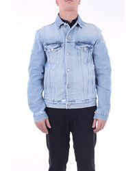 Haikure Vestes en jean - Bleu