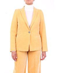 Forte Forte Chaquetas chaqueta de sport - Amarillo