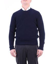 AMI Suéter con cuello redondo - Azul