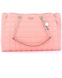 Guess Accessoires sacs - Rose