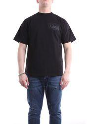 Aries Camiseta de manga corta en - Negro