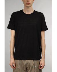 Paolo Pecora T-shirt unisexe - Noir