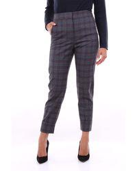 Peserico - Pantalone chino multicolor - Lyst