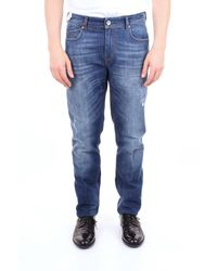 Re-hash Trousse jeans - Bleu