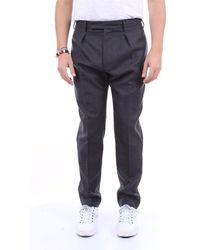 PT Torino Pantalón de lana grisalla