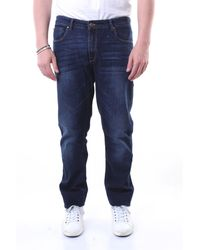 AT.P.CO Jeans straight - Blu