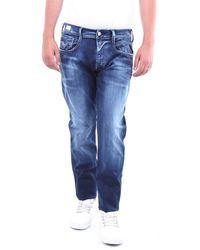 Replay Jeans straight - Blu