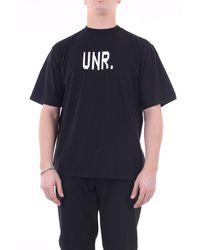 Unravel Project Ben taverniti unraver project camiseta negra - Negro