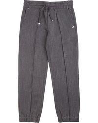 John Richmond Pantalon unisexe - Gris