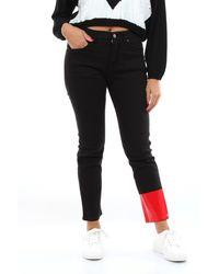 N°21 Jeans slim - Nero