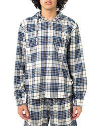 LIFE SUX Felpa hooded shirt sh1007 - Bianco