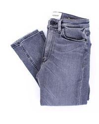 Dondup Jean super skinny en gris