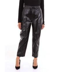 Jucca Pantalon cargo - Noir