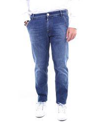 PT Torino Jeans schlank herren - Blau