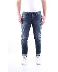 Pence Jeans gerade herren - Blau