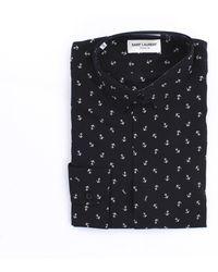 Saint Laurent Shirts général - Noir