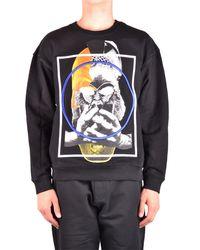McQ Sweatshirts mit kapuze - Mehrfarbig