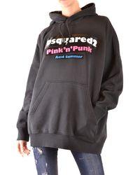 DSquared² Sweat-shirts avec capuche - Noir