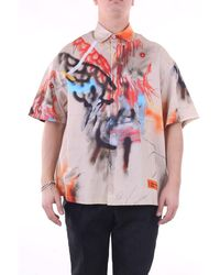 Heron Preston Shirts sport homme - Rose