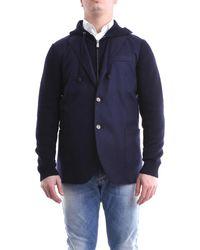 Eleventy Chaquetas chaqueta de sport - Azul