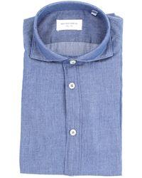 MASTRICAMICIAI Camisas general - Azul