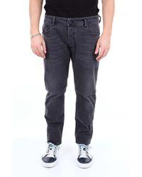 DIESEL Jeans régulier - Noir