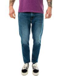 Tommy Hilfiger Jeans dad jean strght olbc dm0dm09324.1aa - Blu