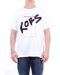 Michael Kors T-shirt manica corta - Bianco