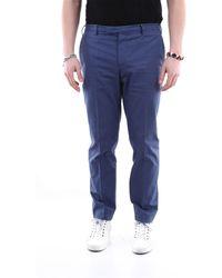 PT Torino Pantalon régulier - Bleu