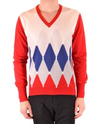 Ballantyne Tricots foulard - Rouge