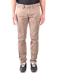 Armani Jeans Pantalones clásicos - Neutro
