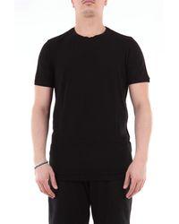 Jeordie's T-shirt à manches courtes uni de jeordie - Noir